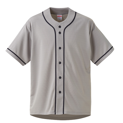 【1445】4.4オンス ドライベースボールシャツ