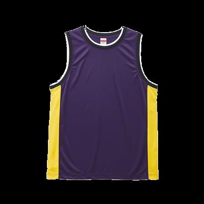 【5925】4.1オンス ドライ バスケットボールシャツ