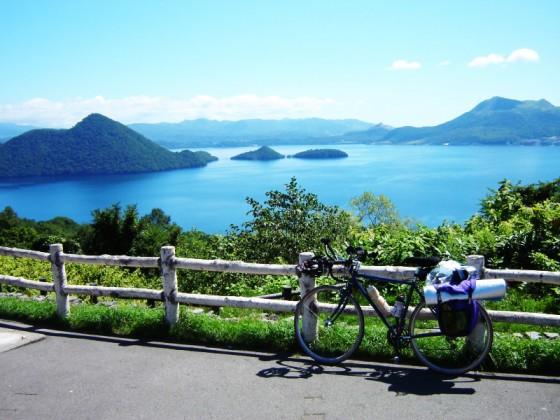 北海道自転車一人旅